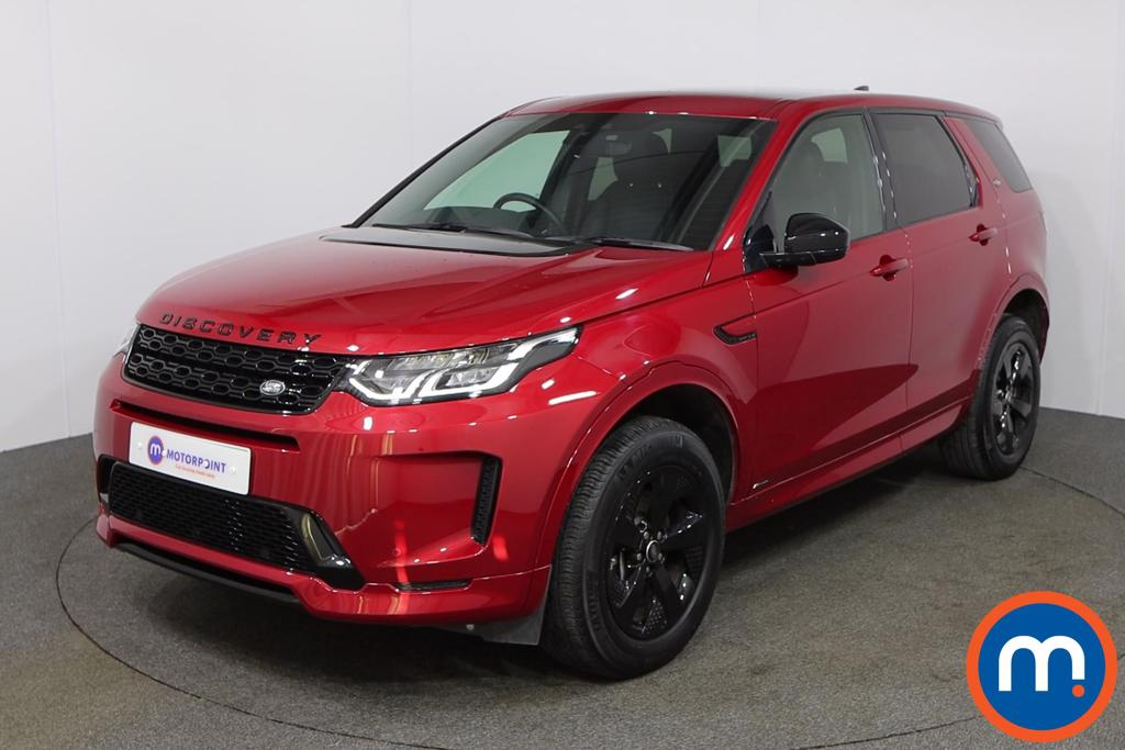 Land Rover Discovery Sport 2.0 D180 R-Dynamic S 5dr Auto - Stock Number 1158235 Passenger side front corner