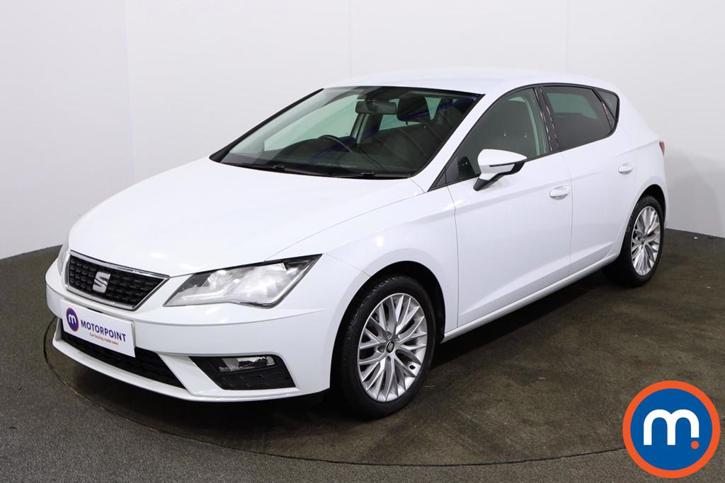 Seat Leon 1.2 TSI SE Dynamic Technology 5dr - Stock Number 1153186 Passenger side front corner