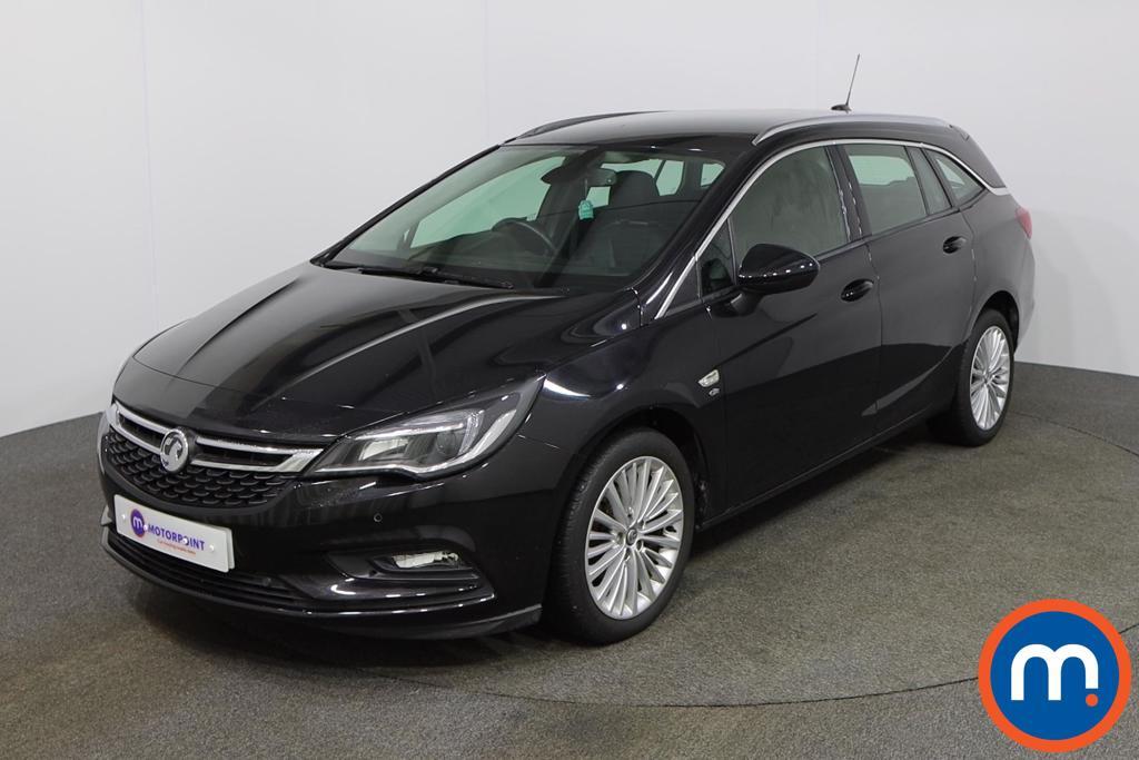 Vauxhall Astra 1.4T 16V 150 Elite 5dr - Stock Number 1159170 Passenger side front corner