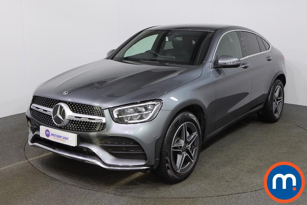 Mercedes-Benz Glc Coupe GLC 300 4Matic AMG Line 5dr 9G-Tronic - Stock Number 1158206 Passenger side front corner