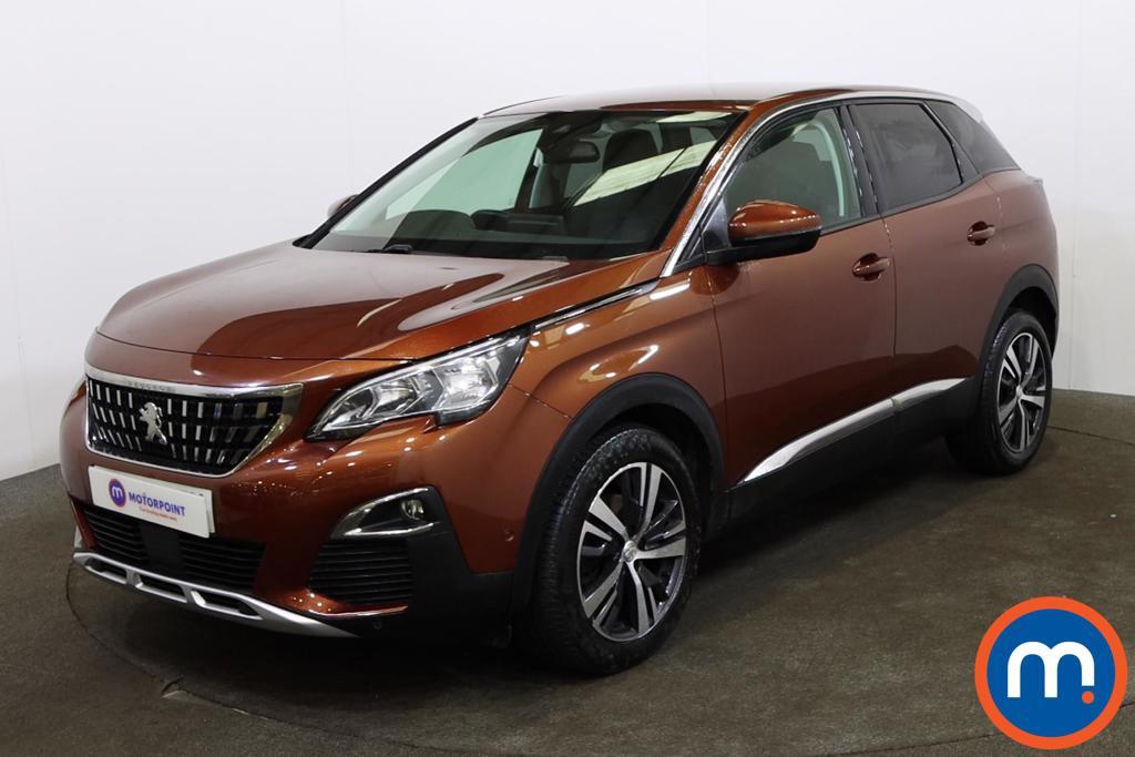 Peugeot 3008 1.6 BlueHDi 120 Allure 5dr EAT6 - Stock Number 1159057 Passenger side front corner