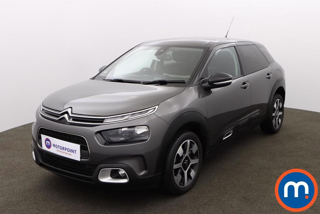 Citroen C4 Cactus 1.2 PureTech Flair 5dr [6 Speed] - Stock Number 1157855 Passenger side front corner