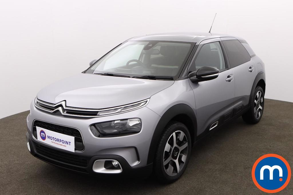 Citroen C4 Cactus 1.2 PureTech Flair 5dr [6 Speed] - Stock Number 1157868 Passenger side front corner