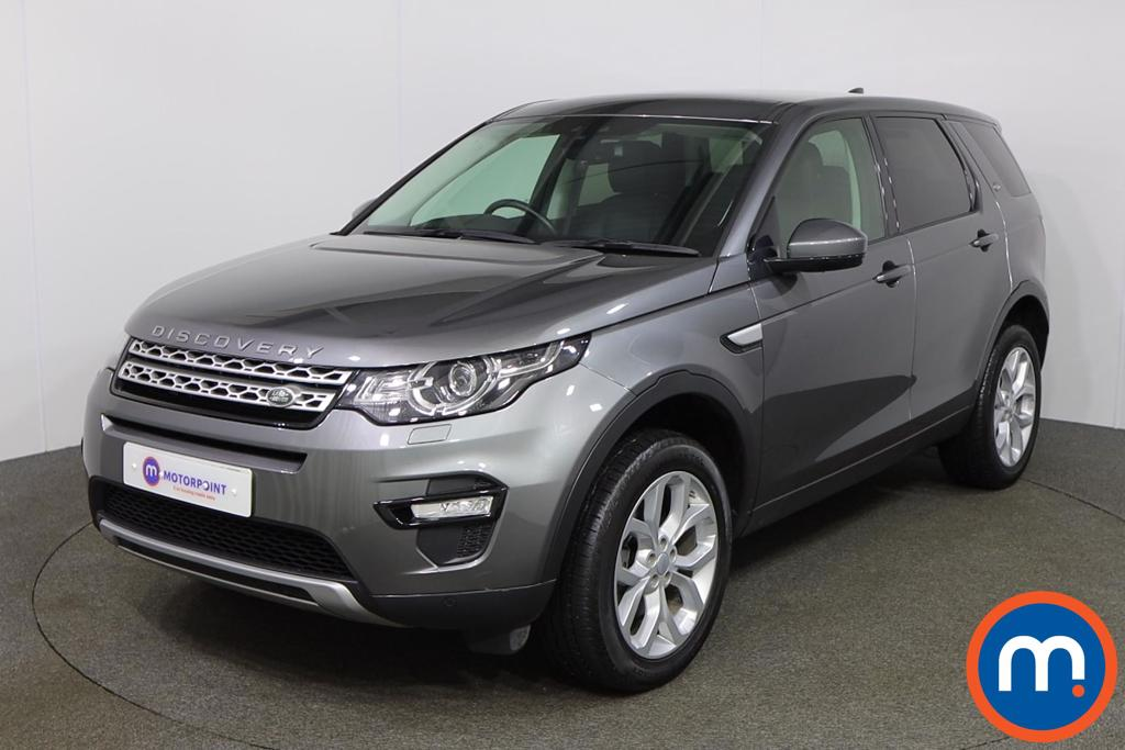 Land Rover Discovery Sport 2.0 TD4 180 HSE 5dr Auto - Stock Number 1159048 Passenger side front corner