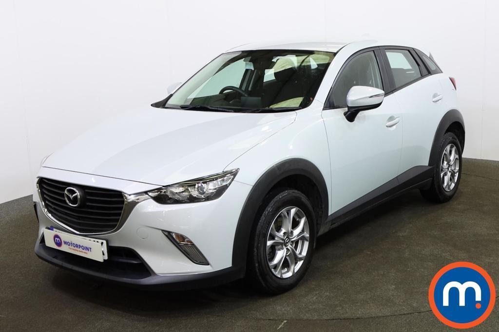 Mazda Cx-3 2.0 SE Nav 5dr - Stock Number 1152905 Passenger side front corner