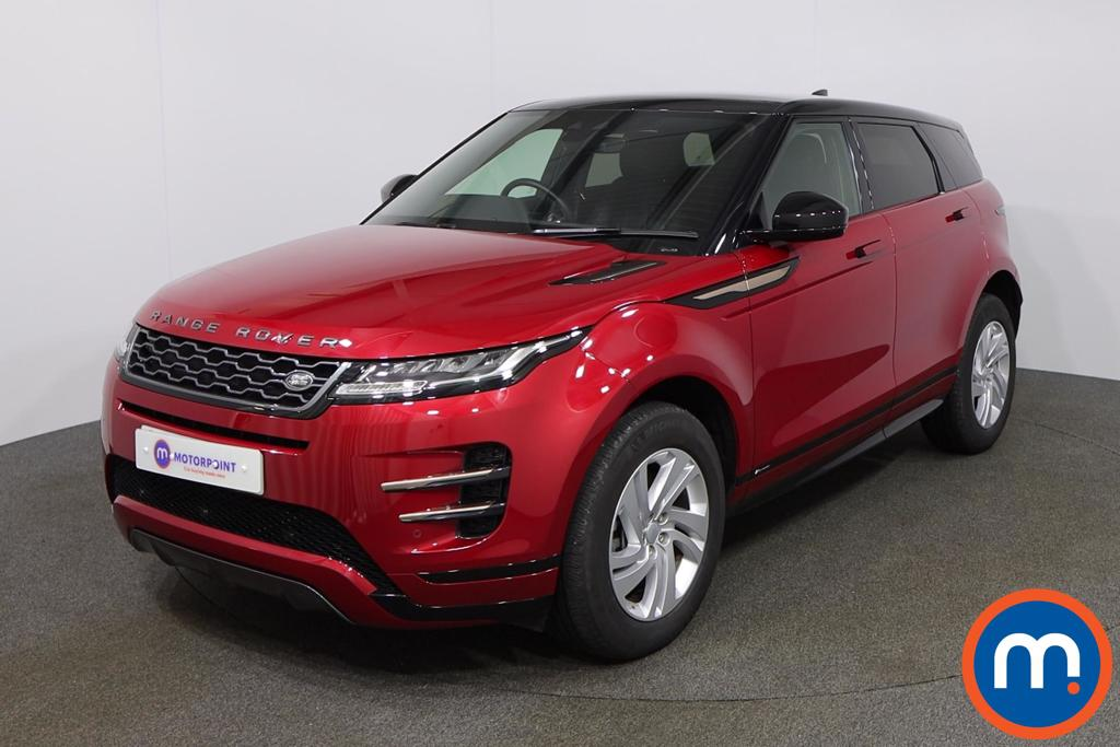 Land Rover Range Rover Evoque 2.0 D180 R-Dynamic S 5dr Auto - Stock Number 1158242 Passenger side front corner