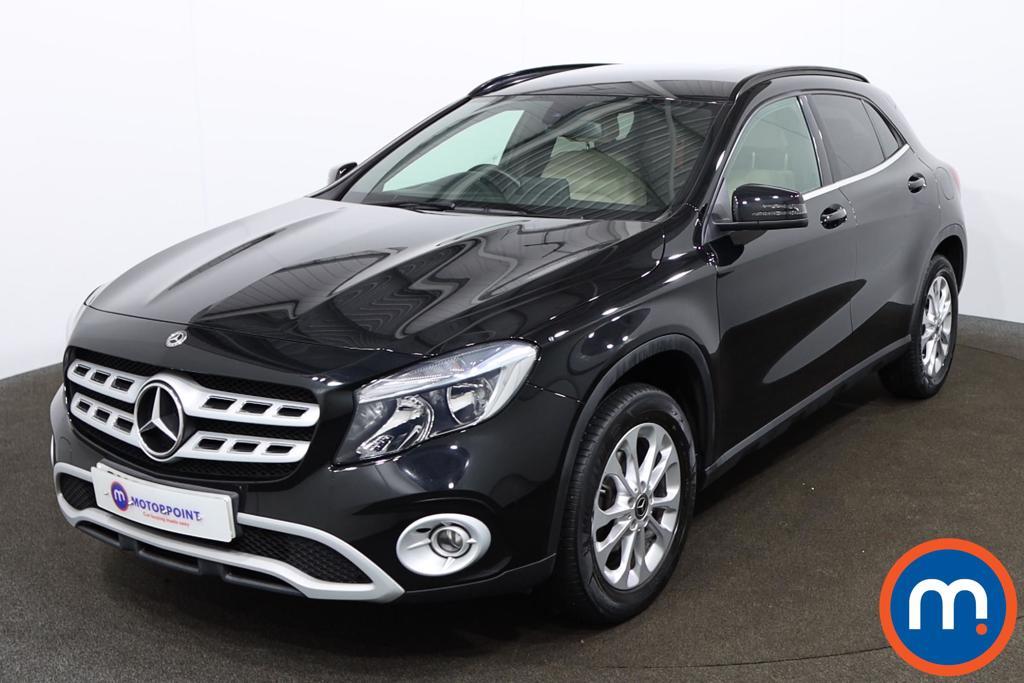 Mercedes-Benz GLA GLA 200d SE 5dr - Stock Number 1160494 Passenger side front corner