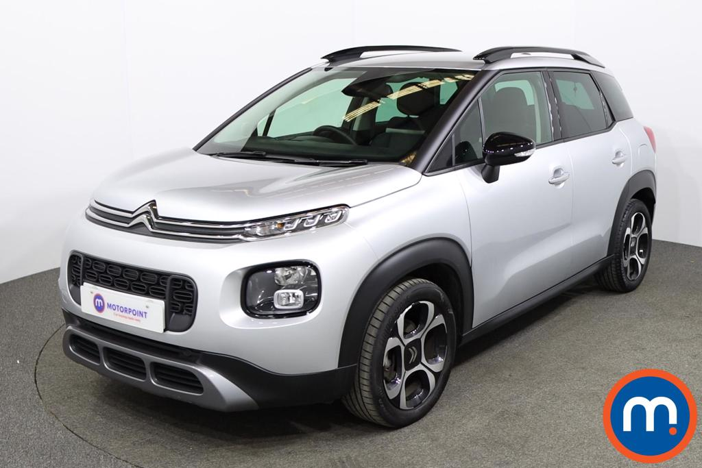 Citroen C3 Aircross 1.2 PureTech 110 Flair 5dr [6 speed] - Stock Number 1157824 Passenger side front corner