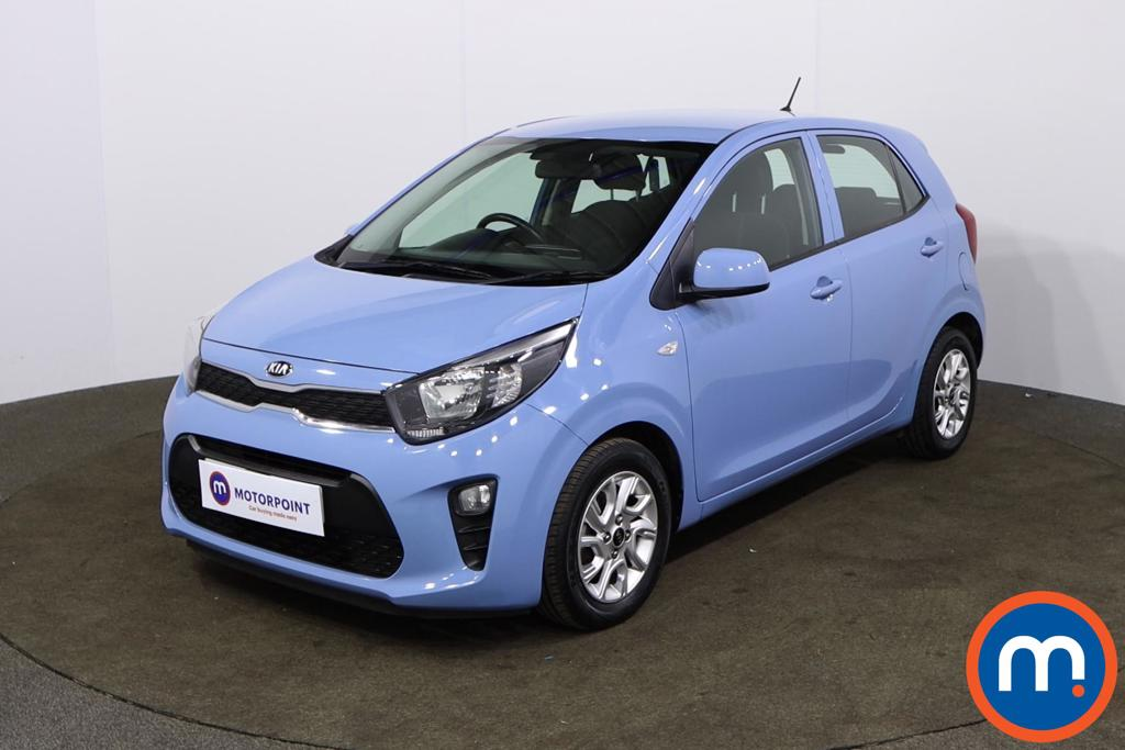 KIA Picanto 1.25 2 5dr Auto - Stock Number 1160629 Passenger side front corner