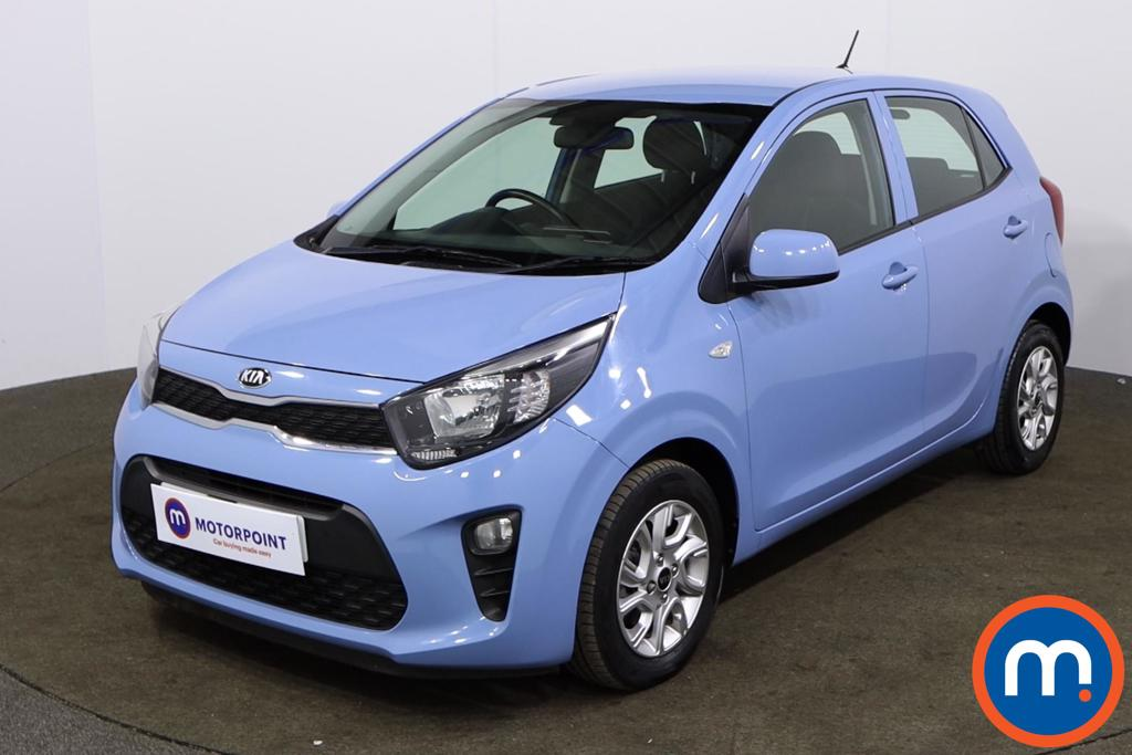 KIA Picanto 1.0 2 5dr - Stock Number 1160633 Passenger side front corner