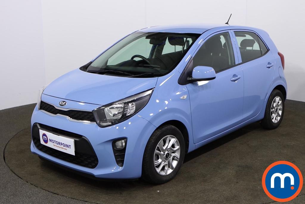 KIA Picanto 1.25 2 5dr Auto - Stock Number 1160643 Passenger side front corner