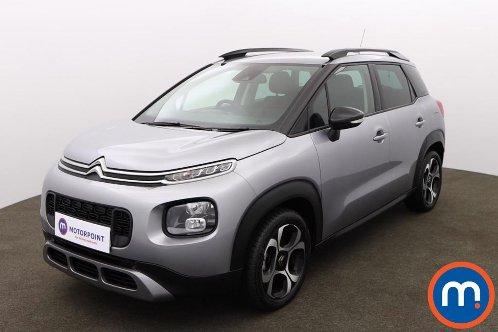 Citroen C3 Aircross 1.2 PureTech 110 Flair 5dr [6 speed] - Stock Number 1157826 Passenger side front corner