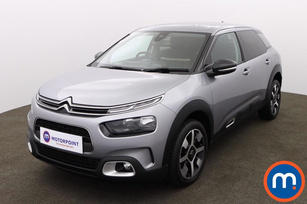 Citroen C4 Cactus 1.2 PureTech Flair 5dr [6 Speed] - Stock Number 1157867 Passenger side front corner