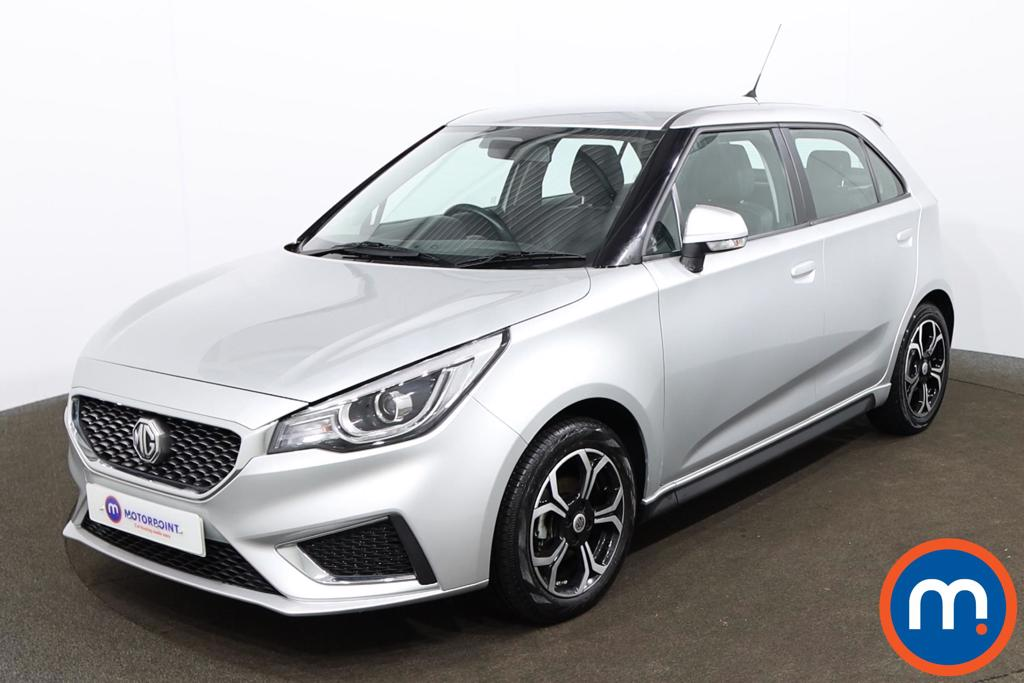 Mg Motor Uk MG3 1.5 VTi-TECH Exclusive 5dr - Stock Number 1156587 Passenger side front corner