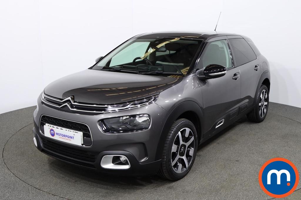 Citroen C4 Cactus 1.2 PureTech Flair 5dr [6 Speed] - Stock Number 1157832 Passenger side front corner
