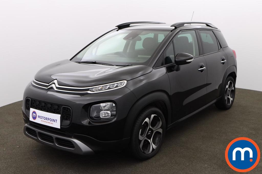 Citroen C3 Aircross 1.2 PureTech 110 Flair 5dr [6 speed] - Stock Number 1157833 Passenger side front corner