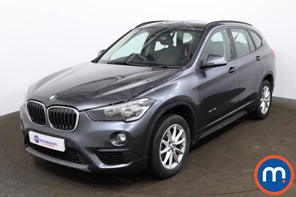 BMW X1 sDrive 18i SE 5dr - Stock Number 1158146 Passenger side front corner