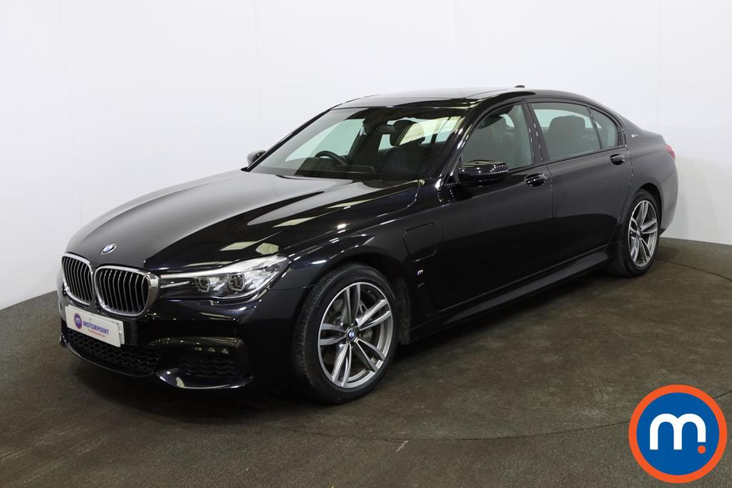 BMW 7 Series 740Le xDrive M Sport 4dr Auto - Stock Number 1160499 Passenger side front corner