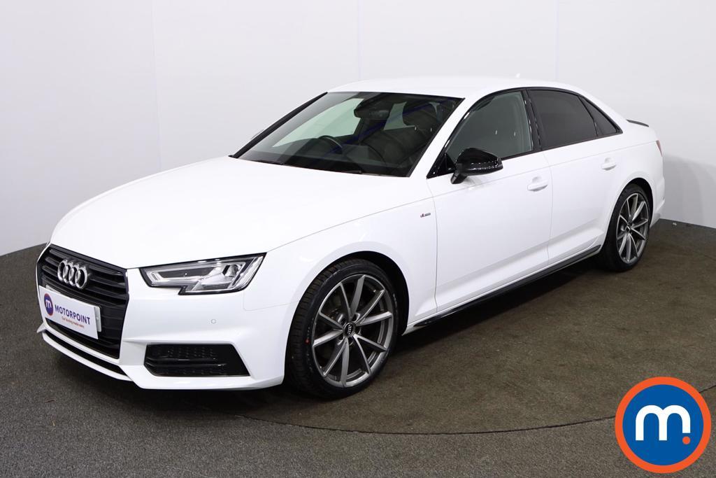 Audi A4 1.4T FSI Black Edition 4dr - Stock Number 1160975 Passenger side front corner