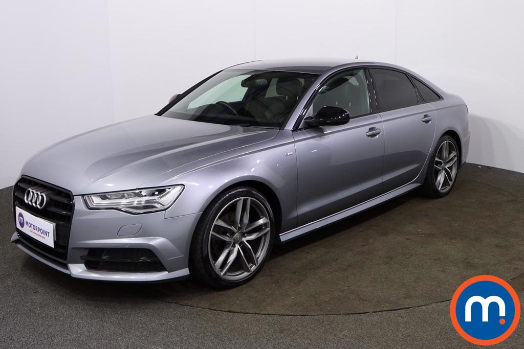 Audi A6 2.0 TDI Ultra Black Edition 4dr S Tronic - Stock Number 1161820 Passenger side front corner