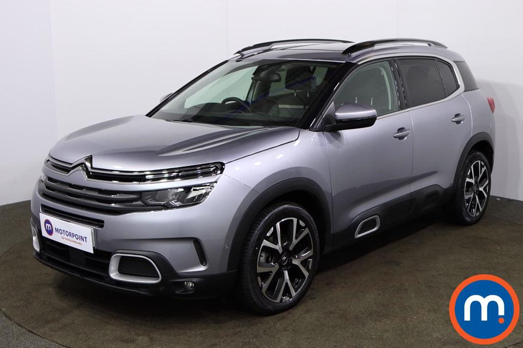 Citroen C5 Aircross 1.5 BlueHDi 130 Flair Plus 5dr EAT8 - Stock Number 1155131 Passenger side front corner