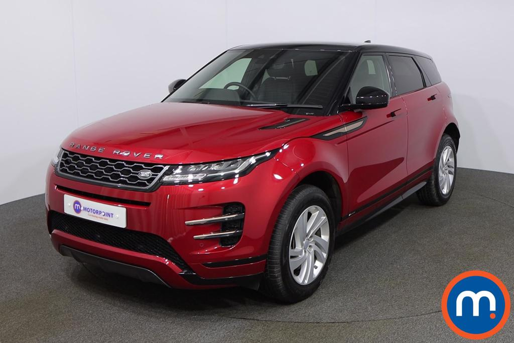 Land Rover Range Rover Evoque 2.0 D180 R-Dynamic S 5dr Auto - Stock Number 1158239 Passenger side front corner