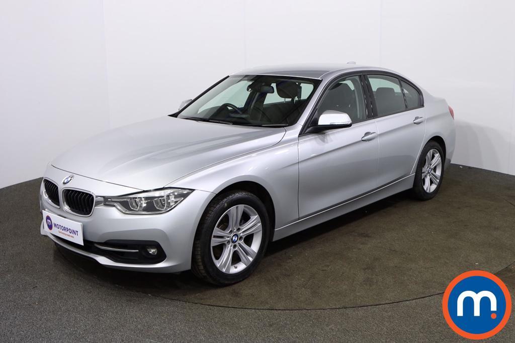 BMW 3 Series 320i Sport 4dr - Stock Number 1158491 Passenger side front corner