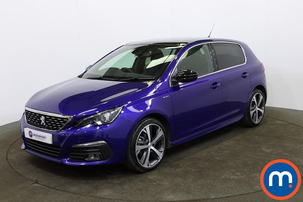 Peugeot 308 1.5 BlueHDi 130 GT Line 5dr - Stock Number 1157656 Passenger side front corner