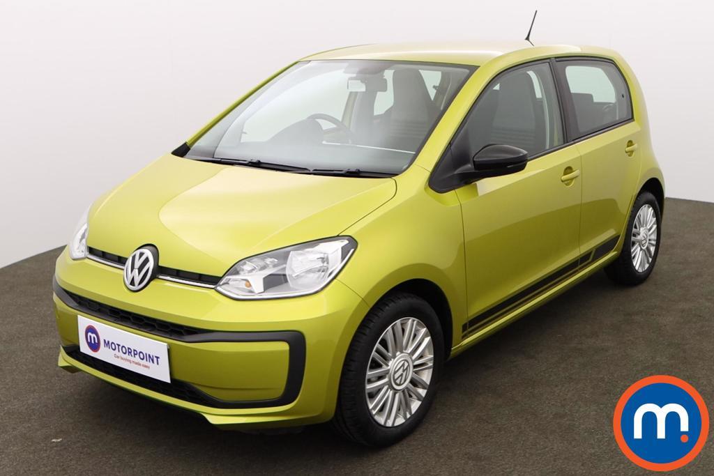 Volkswagen UP 1.0 Move Up 5dr - Stock Number 1162349 Passenger side front corner