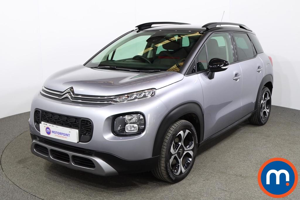 Citroen C3 Aircross 1.2 PureTech 110 Flair 5dr [6 speed] - Stock Number 1157822 Passenger side front corner