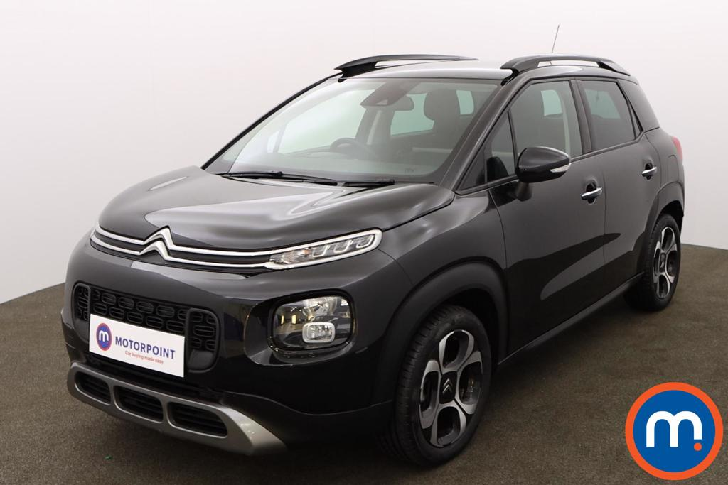 Citroen C3 Aircross 1.2 PureTech 110 Flair 5dr [6 speed] - Stock Number 1157838 Passenger side front corner