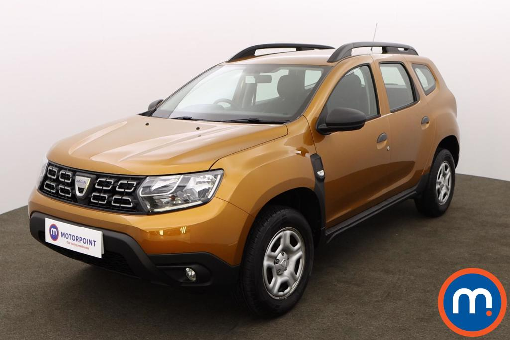 Dacia Duster 1.6 SCe Essential 5dr - Stock Number 1158193 Passenger side front corner