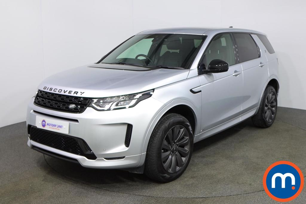 Land Rover Discovery Sport 2.0 D180 R-Dynamic S 5dr Auto - Stock Number 1161938 Passenger side front corner