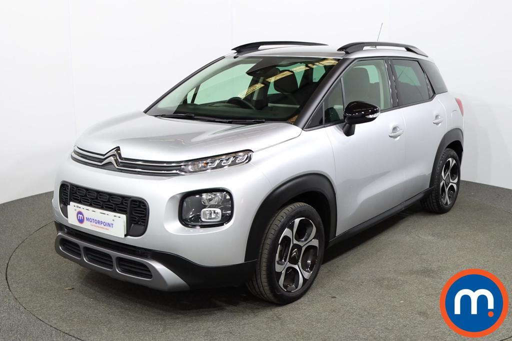 Citroen C3 Aircross 1.2 PureTech 110 Flair 5dr [6 speed] - Stock Number 1157823 Passenger side front corner
