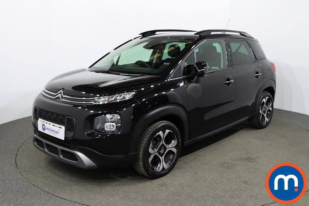 Citroen C3 Aircross 1.2 PureTech 110 Flair 5dr [6 speed] - Stock Number 1157843 Passenger side front corner