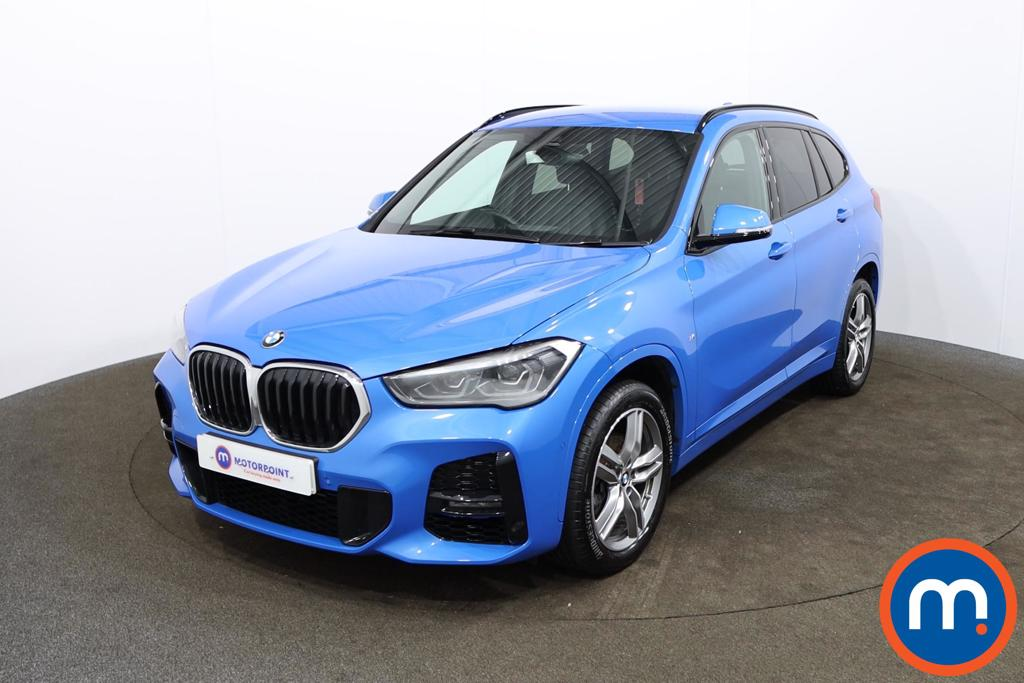 BMW X1 sDrive 18i M Sport 5dr - Stock Number 1158170 Passenger side front corner