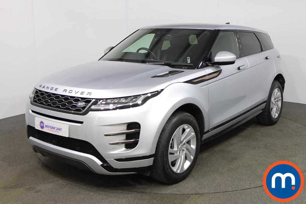 Land Rover Range Rover Evoque 2.0 D180 R-Dynamic S 5dr Auto - Stock Number 1161919 Passenger side front corner