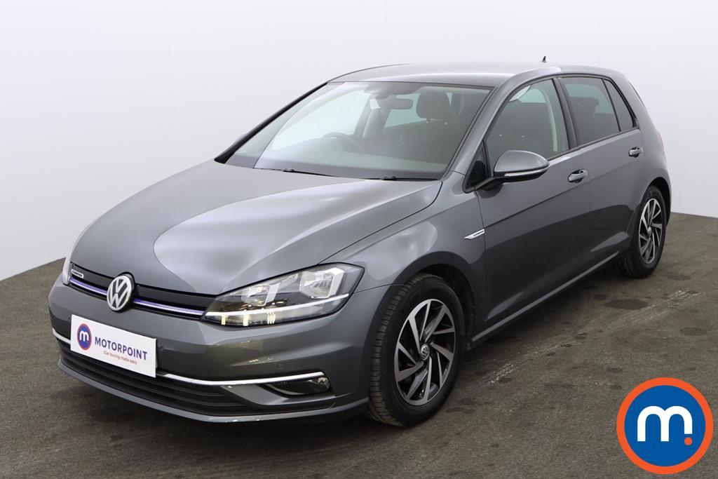 Volkswagen Golf 1.5 TSI EVO Match 5dr - Stock Number 1162406 Passenger side front corner