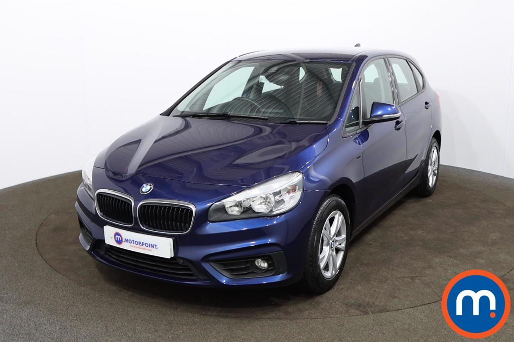 BMW 2 Series 216d SE 5dr [Nav] - Stock Number 1162572 Passenger side front corner