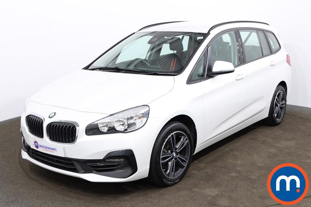 BMW 2 Series 218i Sport 5dr - Stock Number 1162605 Passenger side front corner