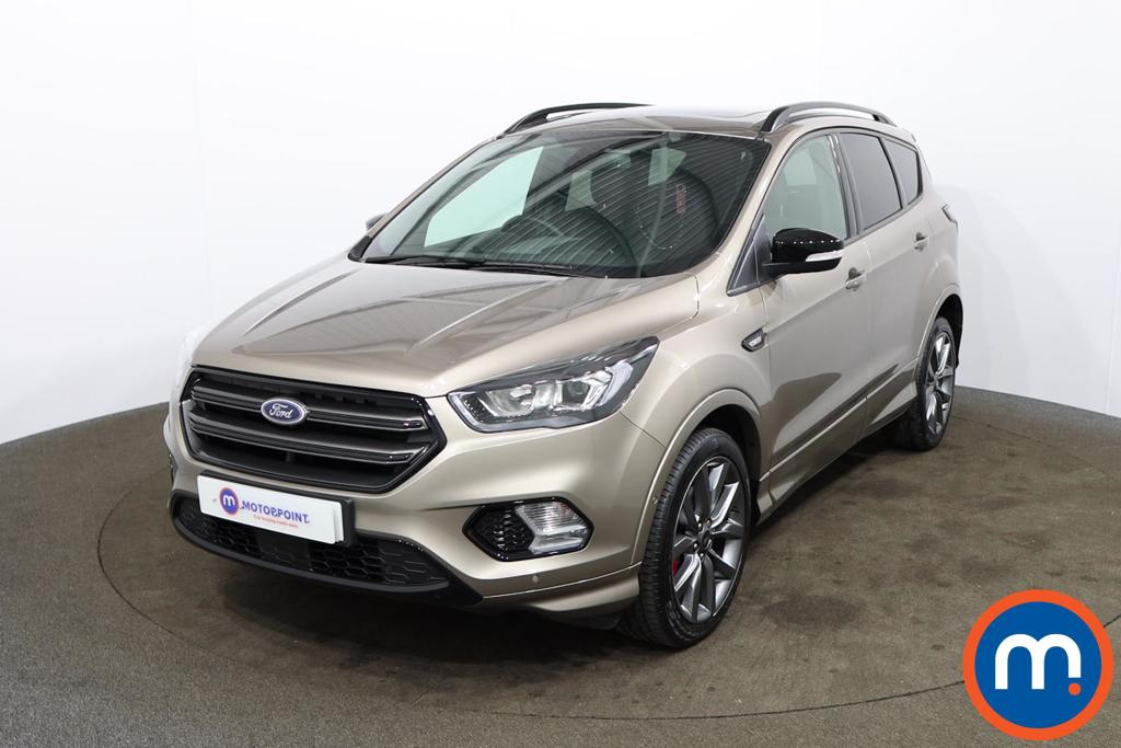Ford Kuga 2.0 TDCi ST-Line Edition 5dr Auto 2WD - Stock Number 1157486 Passenger side front corner