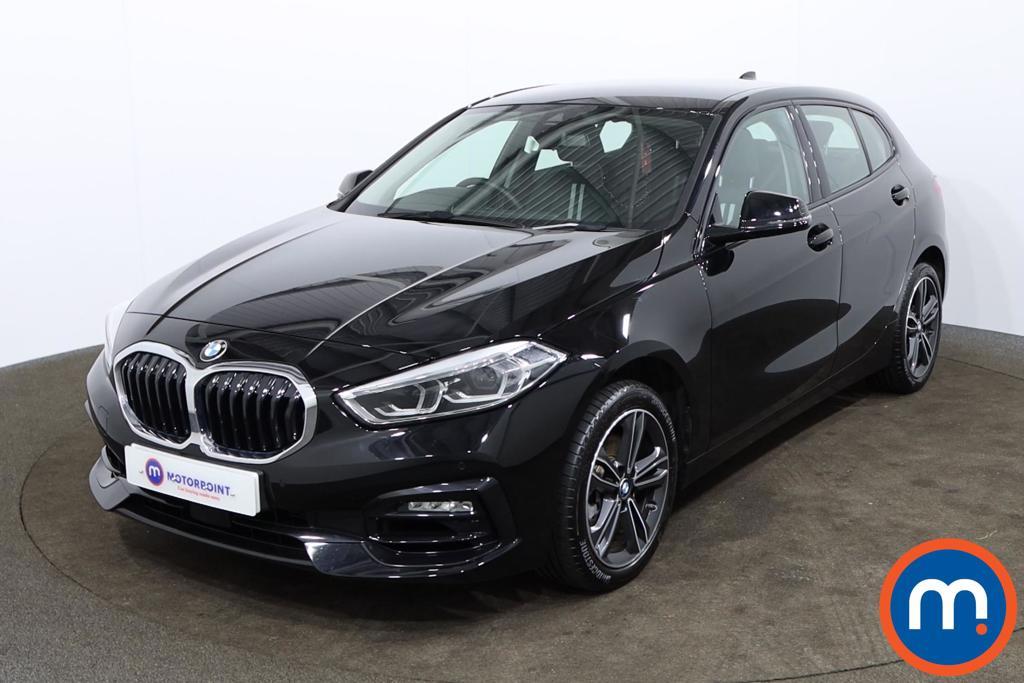 BMW 1 Series 118i Sport 5dr - Stock Number 1159754 Passenger side front corner