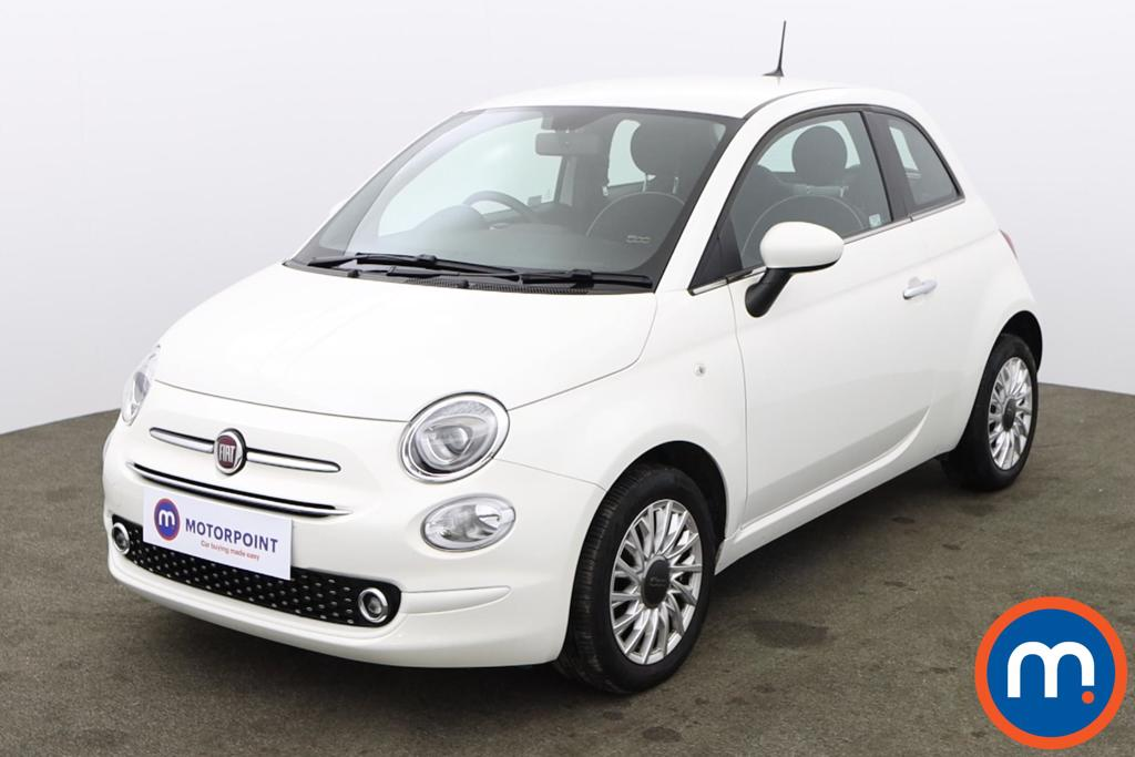 Fiat 500 1.2 Lounge 3dr - Stock Number 1161883 Passenger side front corner