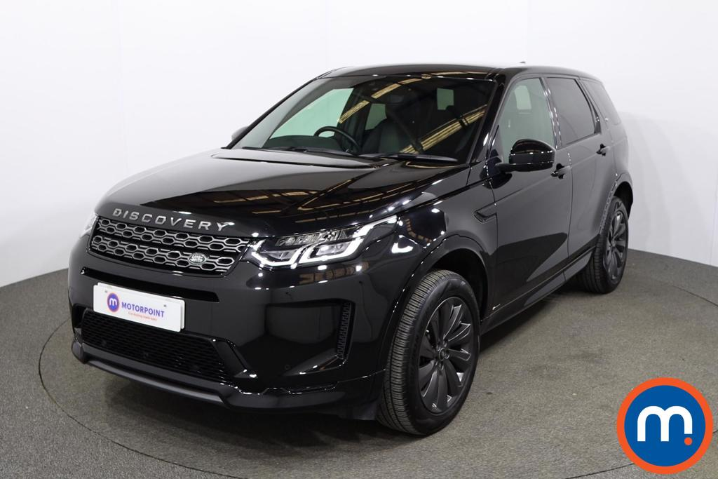Land Rover Discovery Sport 2.0 D180 R-Dynamic S 5dr Auto - Stock Number 1161936 Passenger side front corner