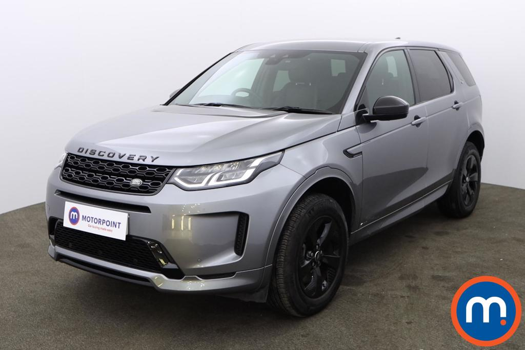 Land Rover Discovery Sport 2.0 D180 R-Dynamic S 5dr Auto - Stock Number 1161968 Passenger side front corner