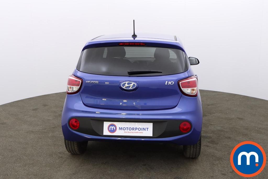 Hyundai I10 1.0 Play 5dr - Stock Number 1162067 Passenger side front corner