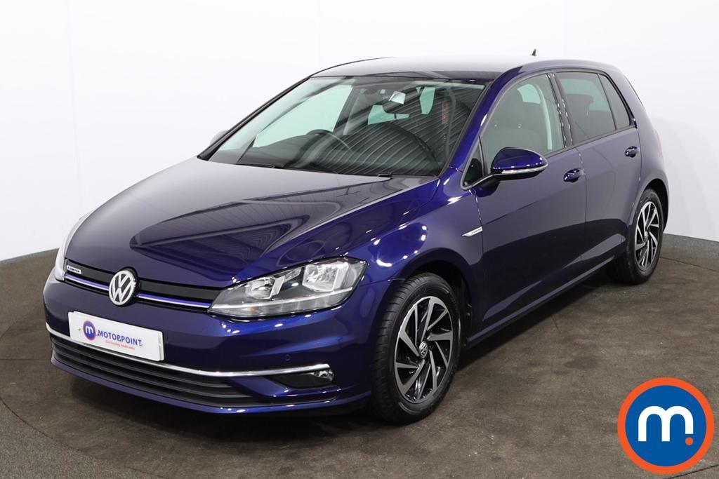 Volkswagen Golf 1.5 TSI EVO Match 5dr - Stock Number 1162380 Passenger side front corner