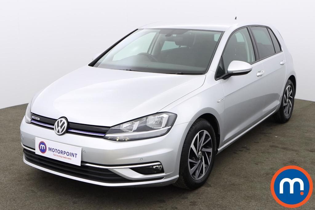 Volkswagen Golf 1.5 TSI EVO Match 5dr - Stock Number 1162396 Passenger side front corner