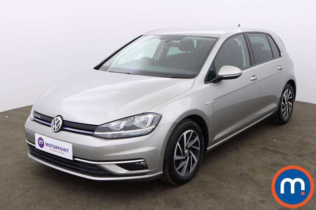 Volkswagen Golf 1.5 TSI EVO Match 5dr - Stock Number 1162398 Passenger side front corner