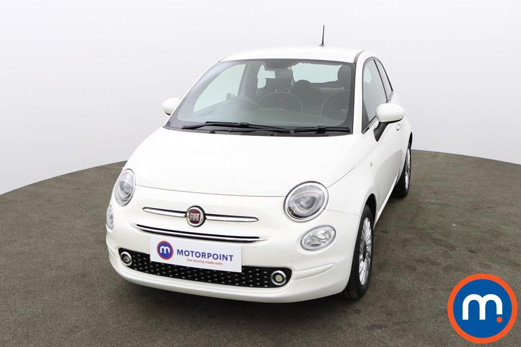 Fiat 500 1.2 Lounge 3dr - Stock Number 1163122 Passenger side front corner